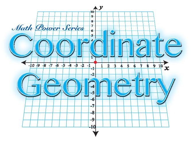 Coordinate Geometry iPad App