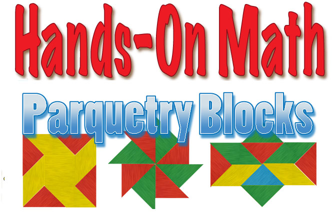 Hands-On Math Parquetry Blocks iPad App