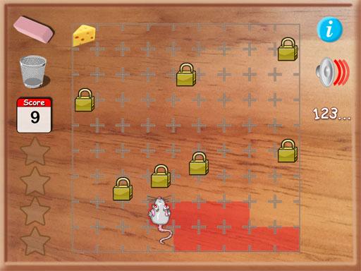 Hollow Squares Domino Puzzle 1
