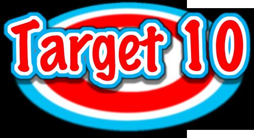 Target 10 Math Game